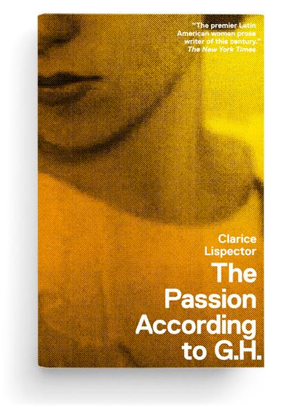Clarice Lispector covers 4
