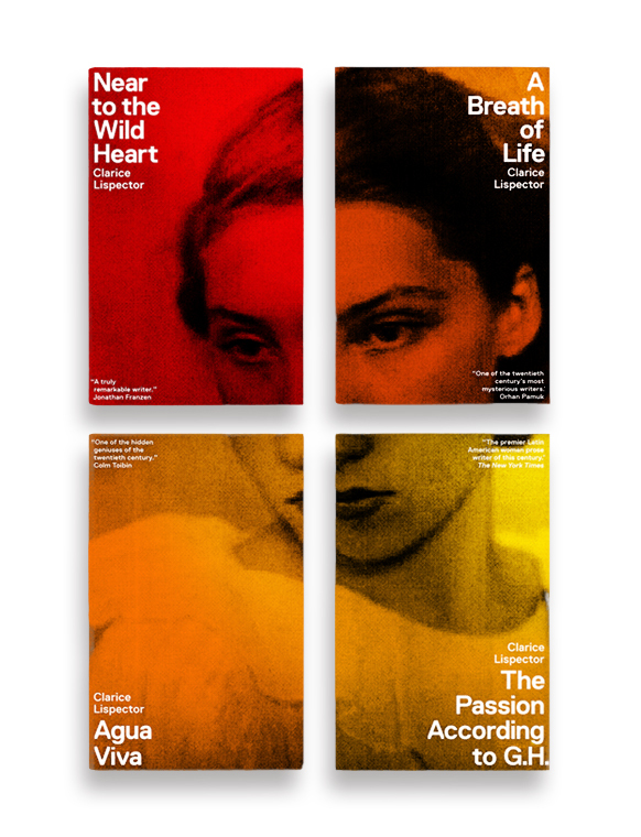 Clarice Lispector covers 5