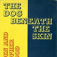 <cite>The Dog Beneath the Skin</cite> by W.H. Auden and Christopher Isherwood