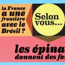 <cite>Le Livre des Vrai / Faux</cite> by Gérard Dhôtel and Benoît Perroud