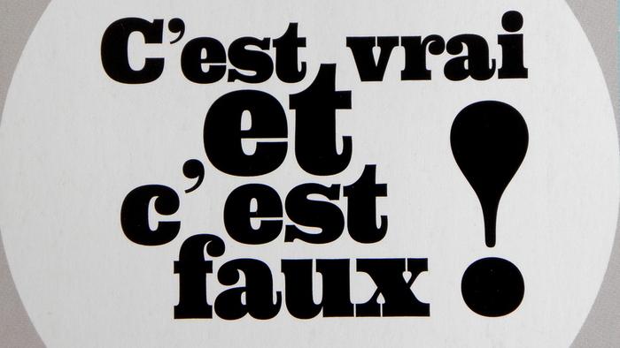 Le Livre des Vrai / Faux by Gérard Dhôtel and Benoît Perroud 6
