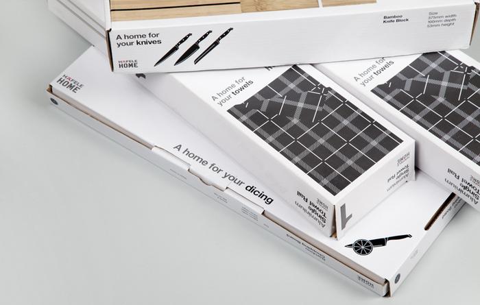 Häfele homewares packaging 4
