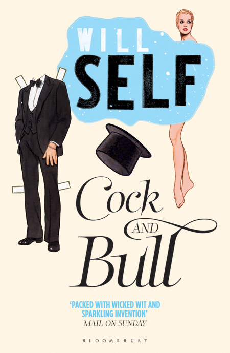 Will Self book covers 3