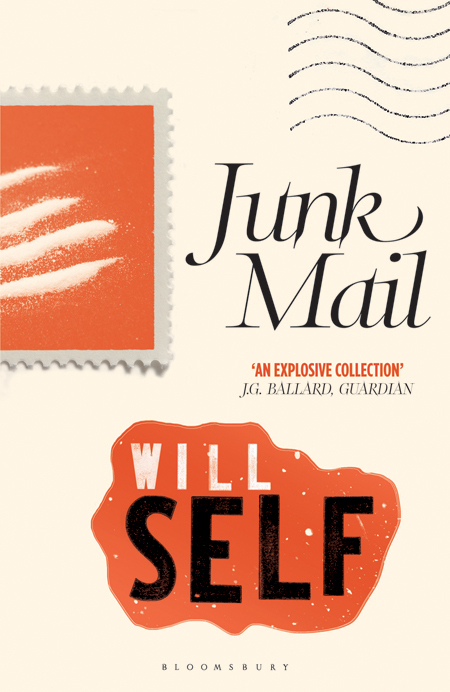 Will Self book covers 2