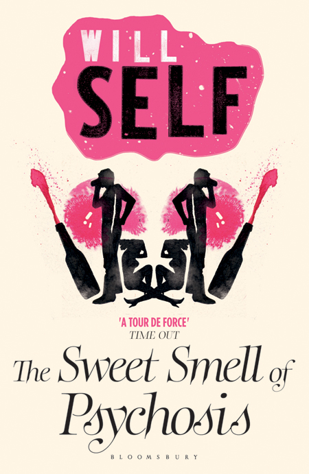 Will Self book covers 4