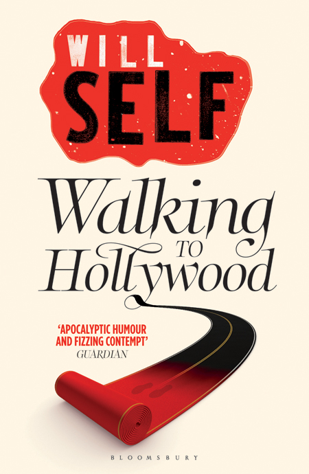 Will Self book covers 5