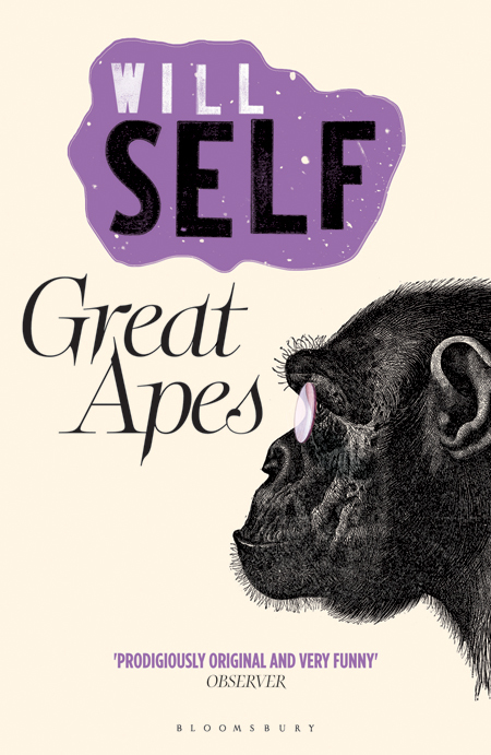 Will Self book covers 7