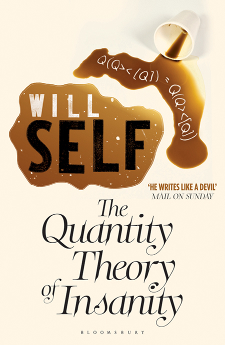 Will Self book covers 8