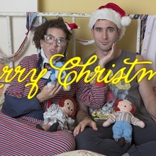 Sufjan Stevens Christmas Tour Video
