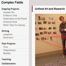Complex Fields website