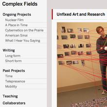 Complex Fields website