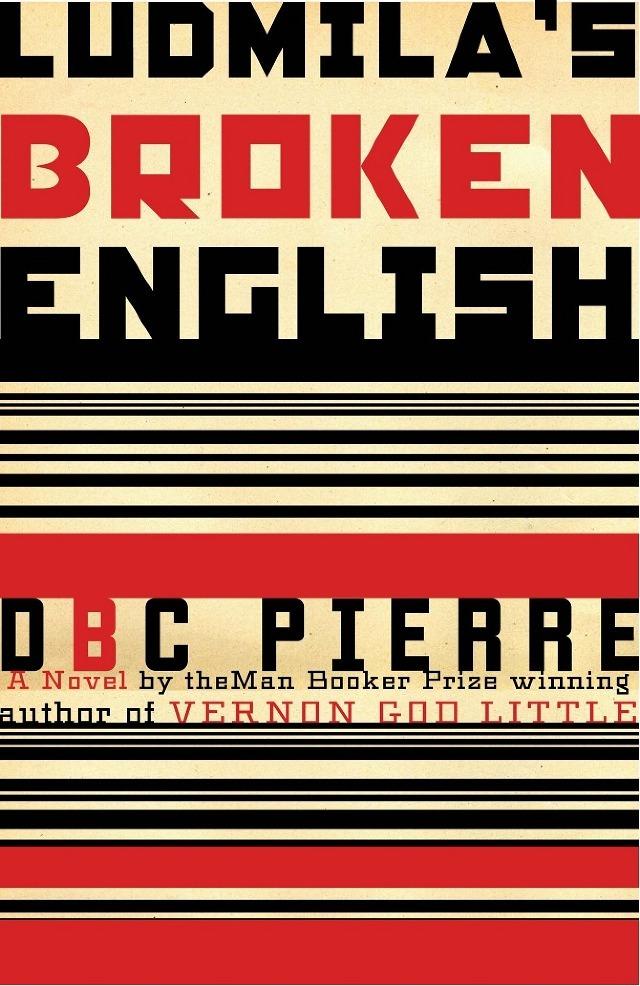 Ludmila's Broken English Book Jacket