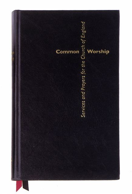 Church of England Common Worship Prayer Book, 2000 1