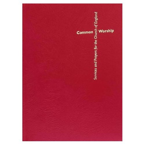 Church of England Common Worship Prayer Book, 2000 4