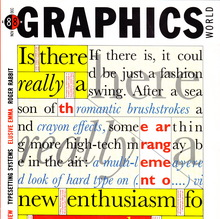 <cite>Graphics World</cite> Magazine, Nov/Dec 1988