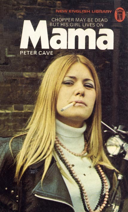 Mama by Peter Cave