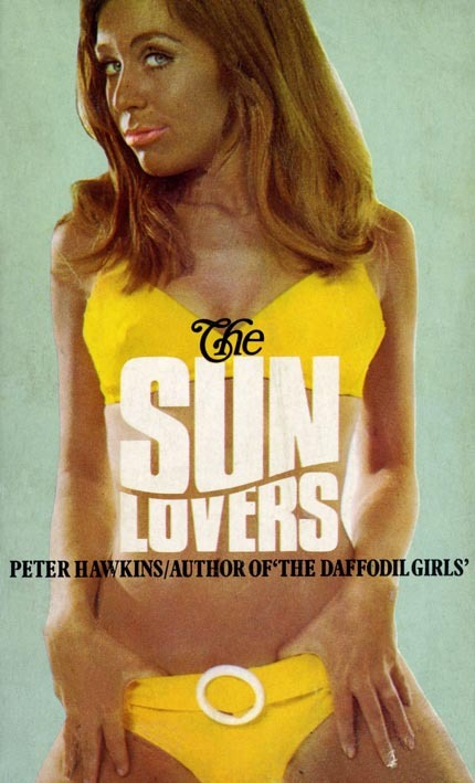 The Sun Lovers by Peter Hawkins 1