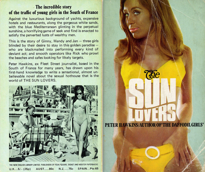 The Sun Lovers by Peter Hawkins 2