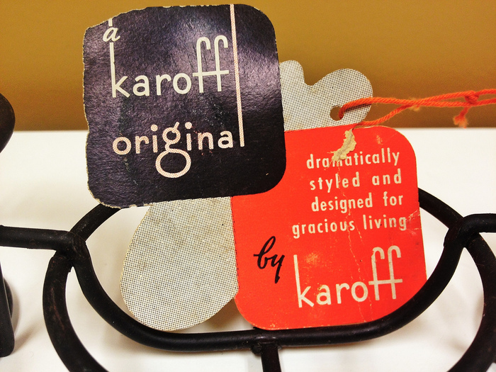 Karoff Originals #350 Labelling 1