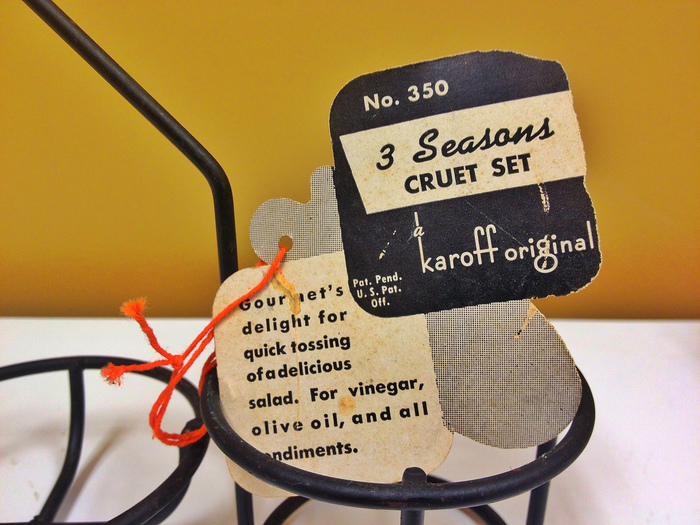 Karoff Originals #350 Labelling 2