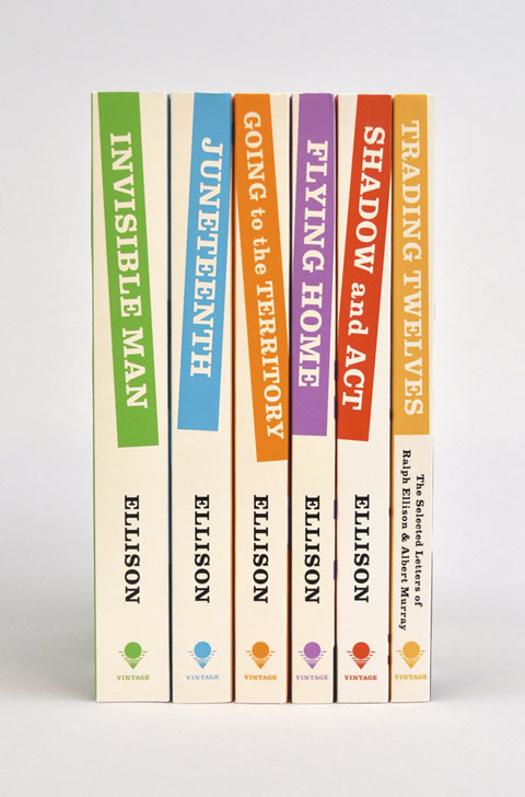 Ralph Ellison series by Vintage Books 1
