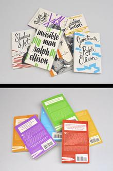Ralph Ellison series by Vintage Books