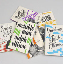 Ralph Ellison series by Vintage Books