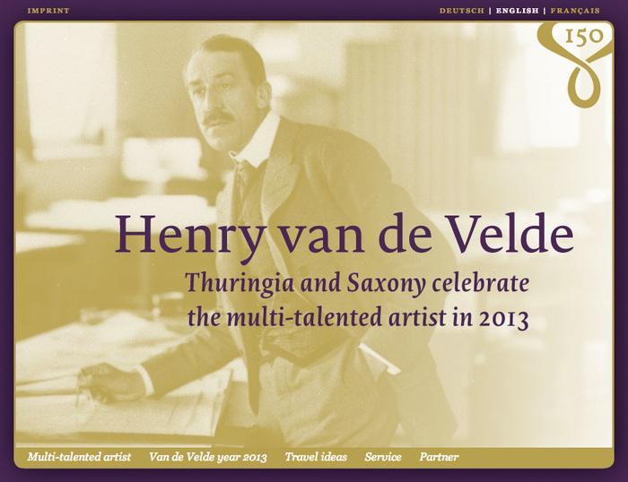 Van de Velde year 2013 1