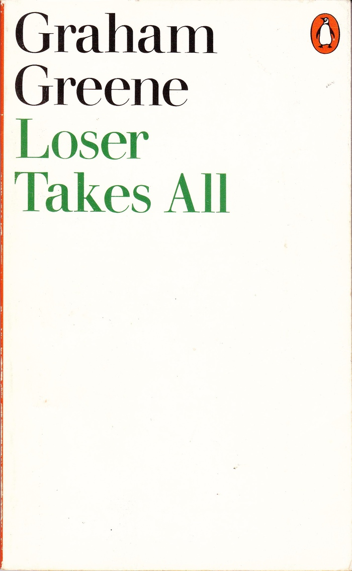 Loser Takes All (1971, Penguin)