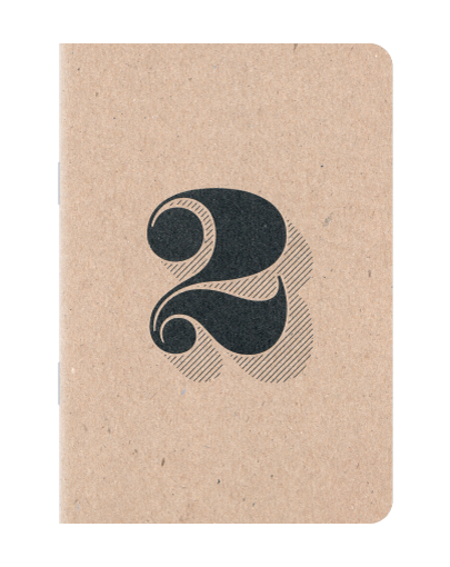Scout Books' Numbered Notebooks 5