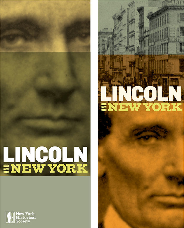 Lincoln and New York exhibition 2