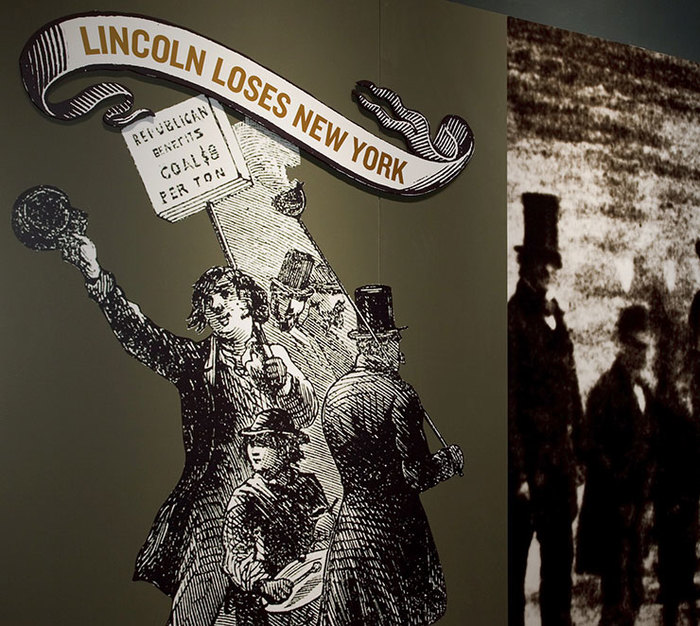 Lincoln and New York exhibition 5