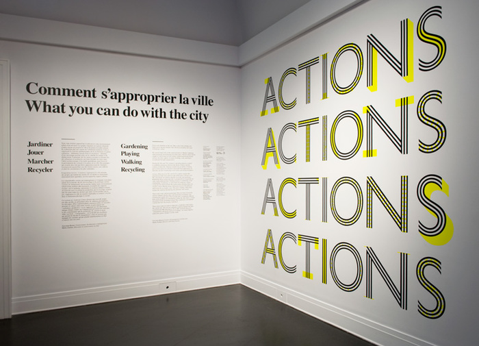 Actions Exhibition 1