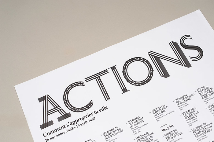 Actions Exhibition 5