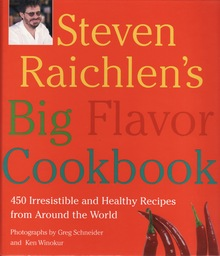 <cite>Steve Raichlen's Big Flavor Cookbook</cite>