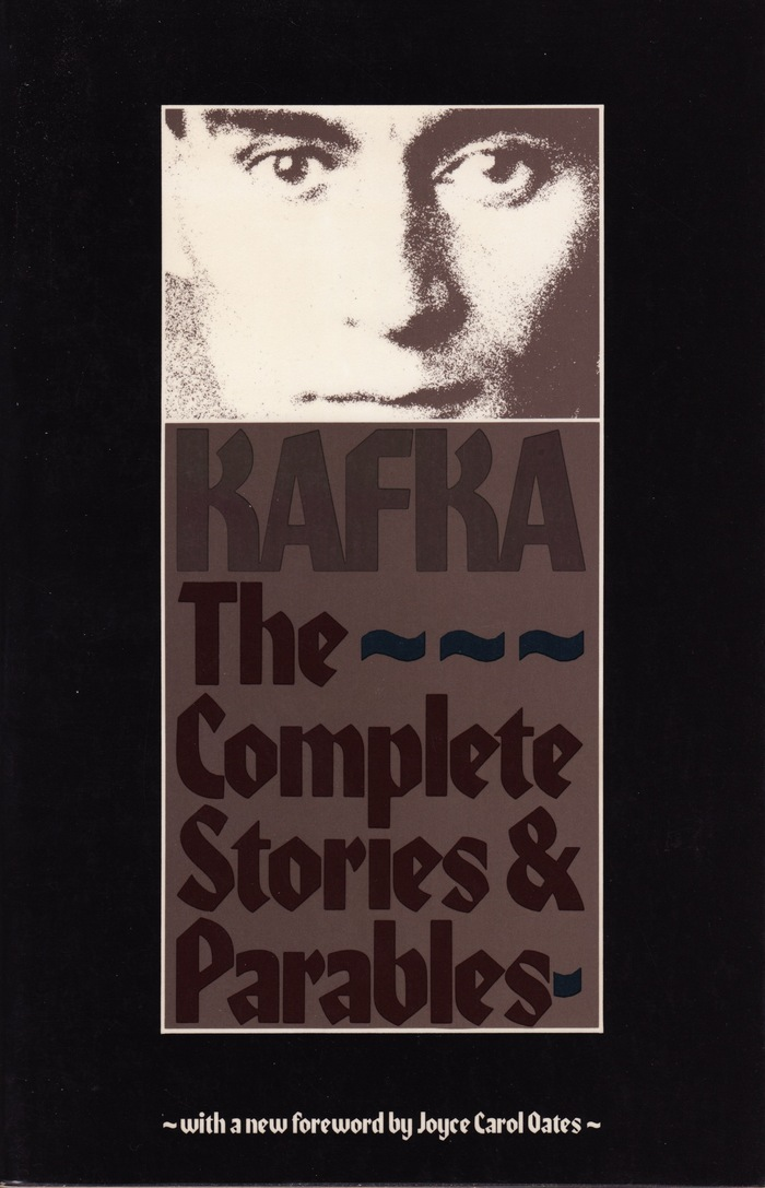 Kafka: The Complete Stories & Parables