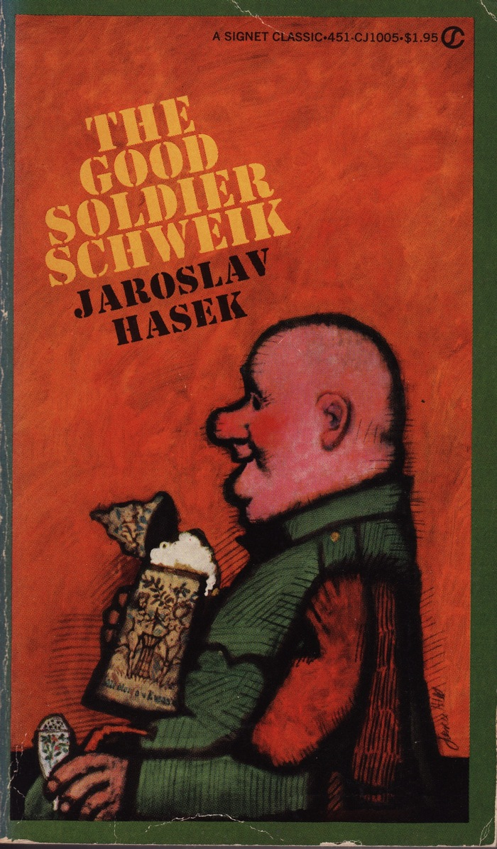 The Good Soldier Schweik – Jaroslav Hašek (Signet)