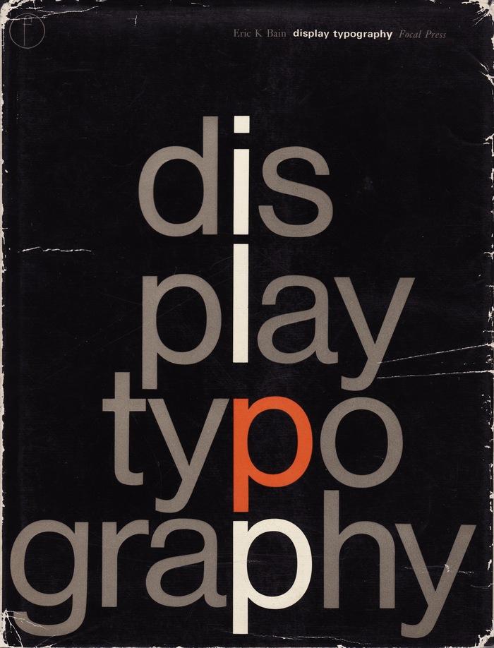 Display Typography
