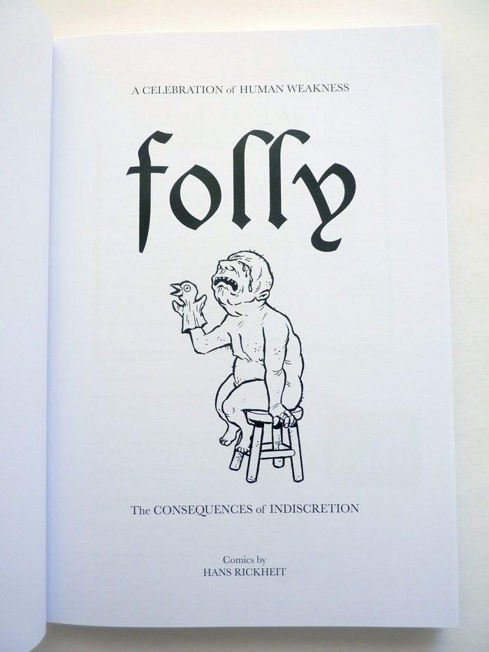 Folly: The Consequences of Indiscretion 4