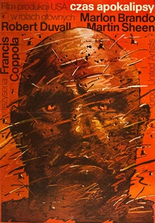 <cite>Apocalyse Now</cite> Polish Movie Poster