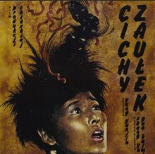 <cite>Cichy Zaułek</cite> movie poster