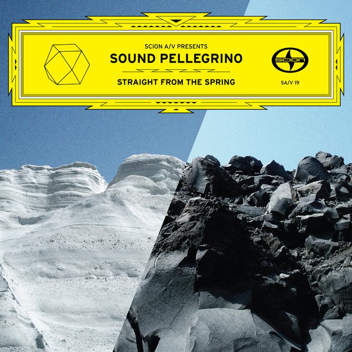 Sound Pellegrino Album Art 1