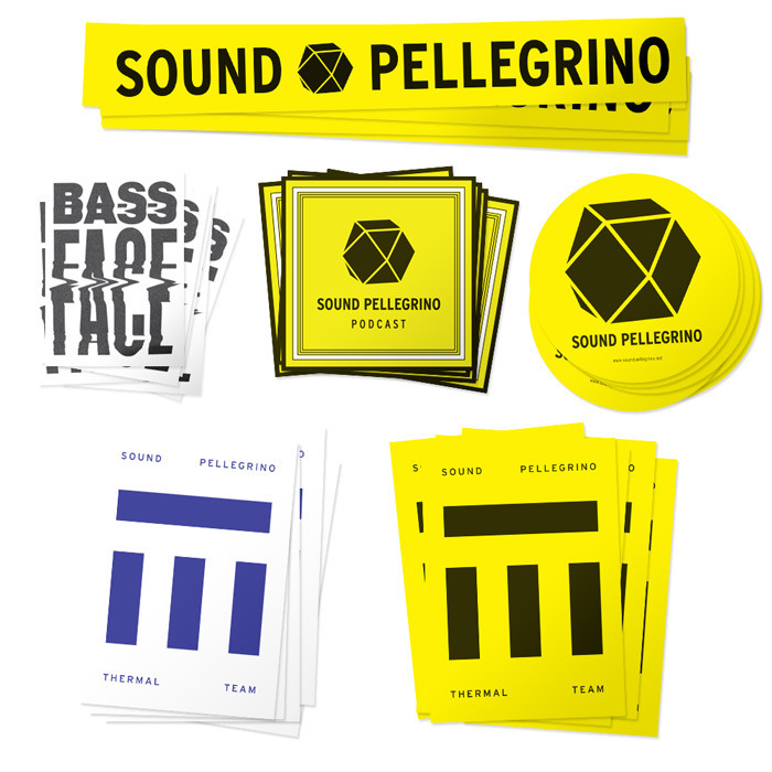 Sound Pellegrino identity and website 4