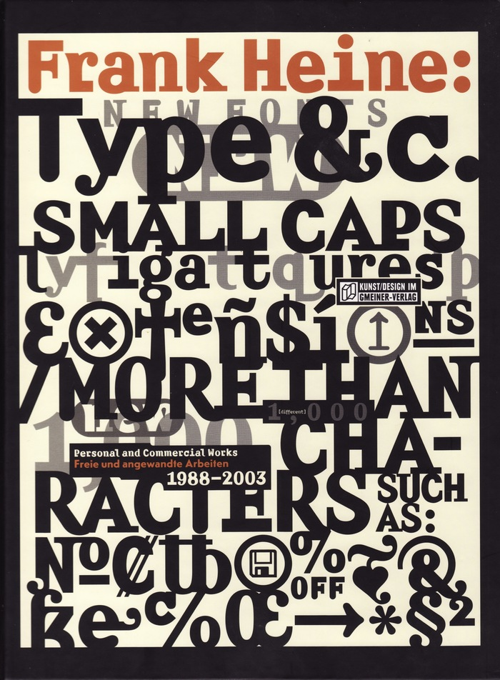 Frank Heine: Type &c.