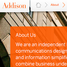 Addison website