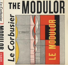 <cite>The Modulor</cite> by Le Corbusier, Faber &amp; Faber
