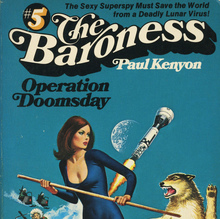 <cite>The Baroness </cite>series&nbsp;by Paul Kenyon