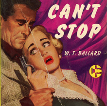 <cite>Murder Can't Stop</cite> by W.T. Ballard