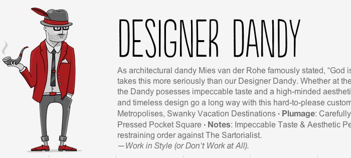 Core77 Designer Gift Guide: The Seven Designer Phenotypes 5