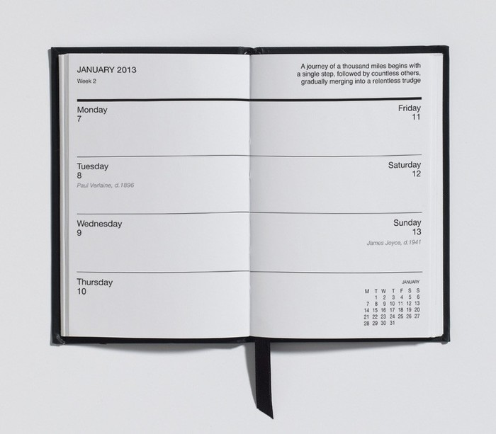 Disappointments Diary 2012 4